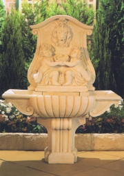The Sienna - Wall Fountains